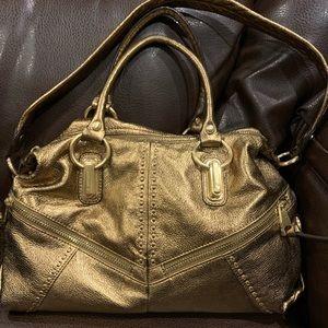 Bronze B Makowsky bag
